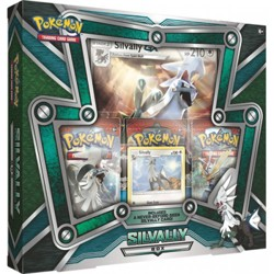 Pokémon TCG: Silvally Box