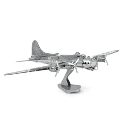Kovové 3D puzzle - B-17 Flying Fortress Boeing