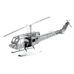 Kovové 3D puzzle - UH-1 Huey Helicopter