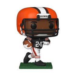 Funko POP: NFL - Nick Chubb (Cleveland Browns)