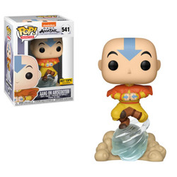 Funko POP: Avatar - Aang on Airscooter