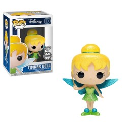Funko POP: Peter Pan - Tinker Bell (Diamond Glit...