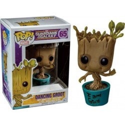 Funko POP: Guardians of the Galaxy - Dancing I A...