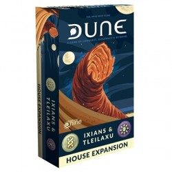 Dune - The Ixians and the Tleilaxu House Expansion