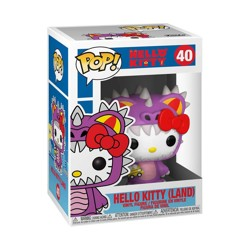 Funko POP: Sanrio: Hello Kitty / Kaiju - Land Kaiju