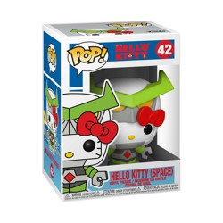 Funko POP: Sanrio: Hello Kitty / Kaiju - Space Kaiju