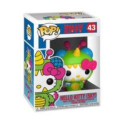 Funko POP: Sanrio: Hello Kitty / Kaiju - Sky Kaiju