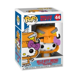 Funko POP: Sanrio: Hello Kitty / Kaiju - Mecha Kaiju