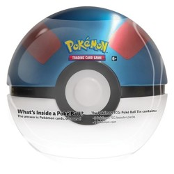 Pokémon TCG: Pokéball Tin - Great Ball (Summer 2...