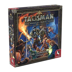 Talisman - The Dungeon