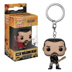Funko POP: Keychain The Walking Dead - Negan