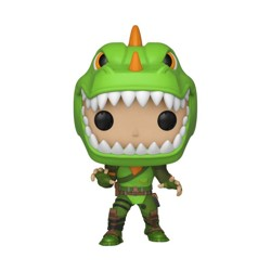Funko POP: Fortnite - Rex (GW)