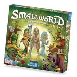 Small World - Race Collection: Cursed, Grand Dam...