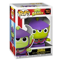 Funko POP: Pixar- Alien as Zurg