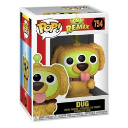 Funko POP: Pixar- Alien as Dug