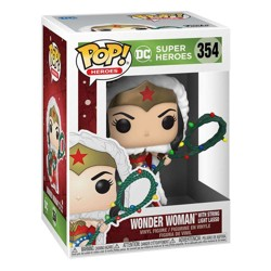 Funko POP: DC Holiday - Wonder Woman with Lights...