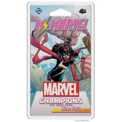 Marvel Champions: The Card Game - Ms. Marvel (He...