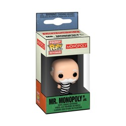 Funko POP: Keychain Monopoly - Criminal Uncle Pennybags