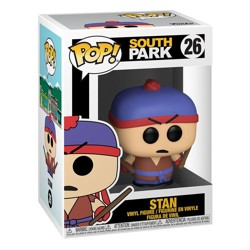 Funko POP: South Park - Shadow Hachi Stan