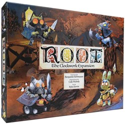 Root - The Clockwork Expansion (Eng)