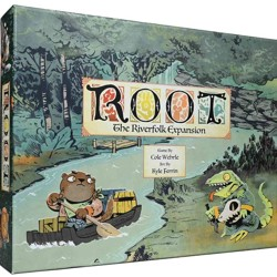 Root - Riverfolk Expansion (Eng)