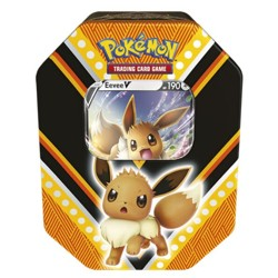 Pokémon TCG: V Power Tin - Eevee V (2020)
