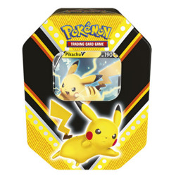 Pokémon TCG: V Power Tin - Pikachu V (2020)