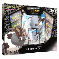 Pokémon TCG: Champion's Path - Dubwoll V Collect...