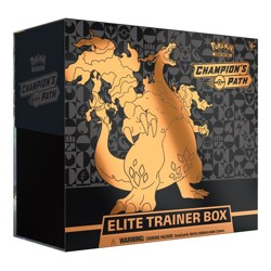 Pokémon TCG: Champion's Path - Elite Trainer Box...