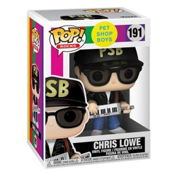 Funko POP: Pet Shop Boys - Chris Lowe