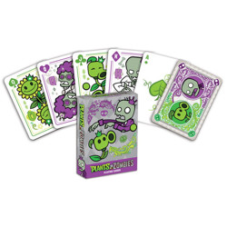 Poker karty - Plants vs. Zombies