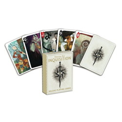 Poker karty - Dragon Age: Inquisition