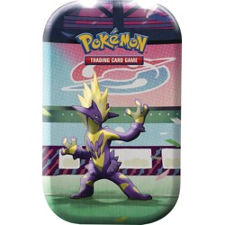 Pokémon Galar Power Mini Tin - Toxtricity
