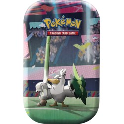 Pokémon Galar Power Mini Tin - Sirfetch'd