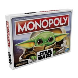 Monopoly Star Wars The Mandalorian - The Child