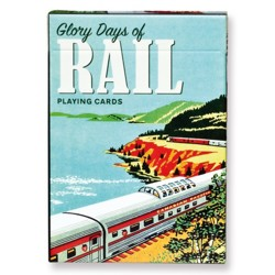 Poker karty The Glory Days of Rail