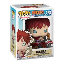 Funko POP: Naruto - Gaara (Metallic)