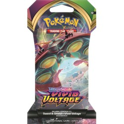 Pokémon Sword & Shield - Vivid Voltage - Blister Booster