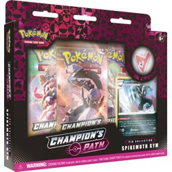 Pokémon TCG: Champion's Path - Pin Collection - Galarian Obstagoon (Spikemuth ...