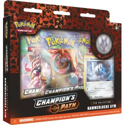 Pokémon TCG: Champion's Path - Pin Collection - Duraludon (Hammerlocke gym)