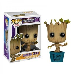Funko POP: Guardians of the Galaxy - Dancing I Am Groot