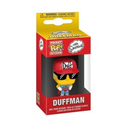 Funko POP: Keychain The Simpsons - Duffman