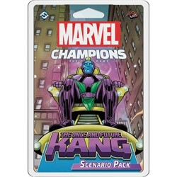 Marvel Champions: The Card Game - The Once and F...