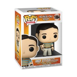 Funko POP: The 40 Year Old Virgin - Andy holding...