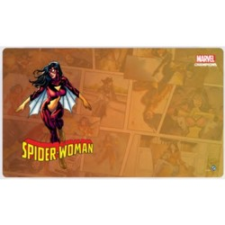 FFG - Marvel Champions: Spider-Woman Game Mat