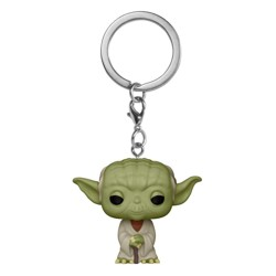 Funko POP: Keychain Star Wars - Yoda