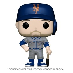 Funko POP: MLB - Mets - Pete Alonso (Road Unifor...