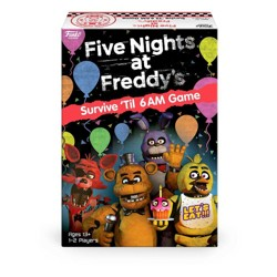 Five Nights at Freddy's - Survive 'Til 6AM (Boar...