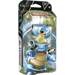 Pokémon TCG: Blastoise V Battle Deck