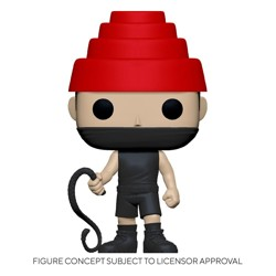 Funko POP: Devo - Whip It with Whip